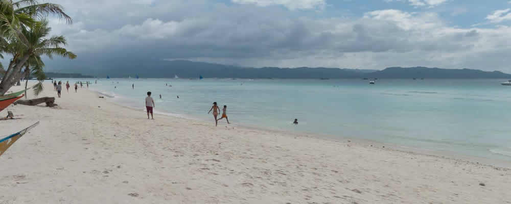 Boracay Beach Center.