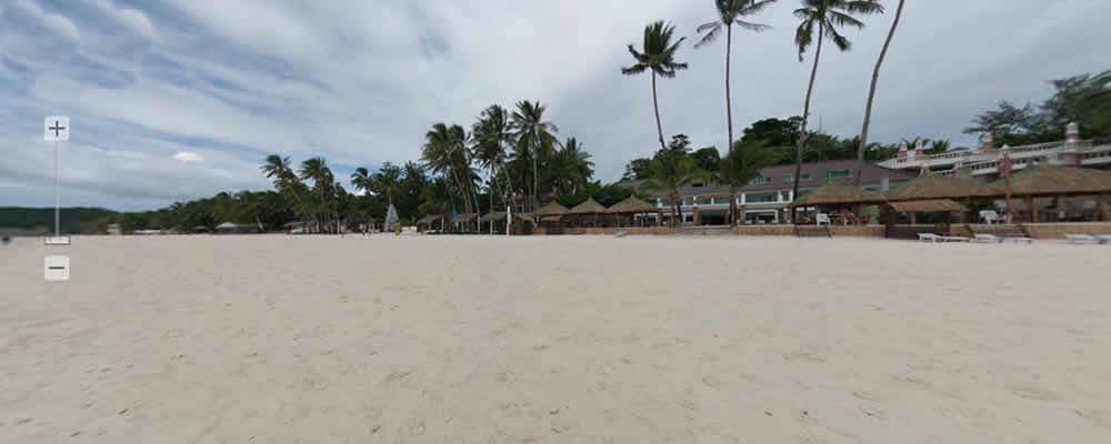 Boracay Beach Center……..