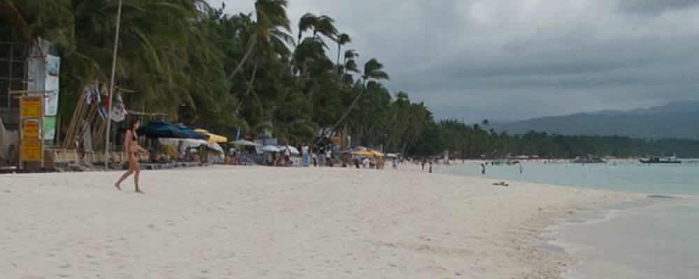 Boracay Beach Center…….