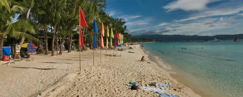 Boracay Beach Center…..